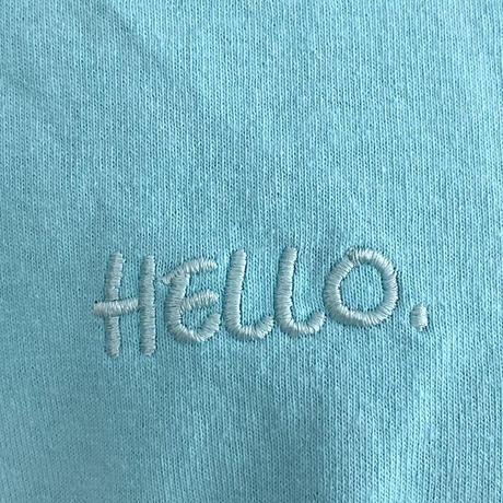 Hello Color T ティファニーブルー