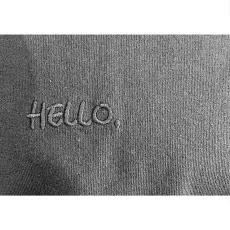 Hello Color T ブラック