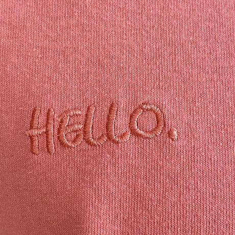 Hello Color T フラミンゴピンク