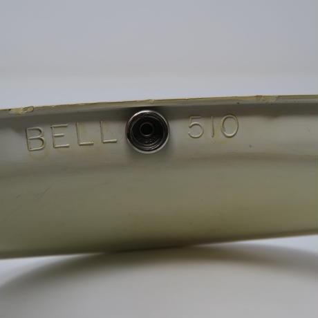 BELL 510 VISOR WHITE