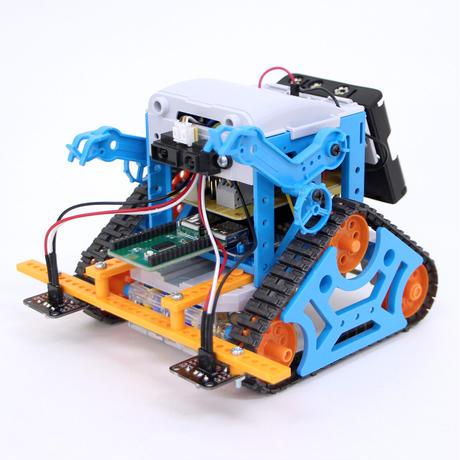 プログラムで制御するカムロボ センサー3種付きセット