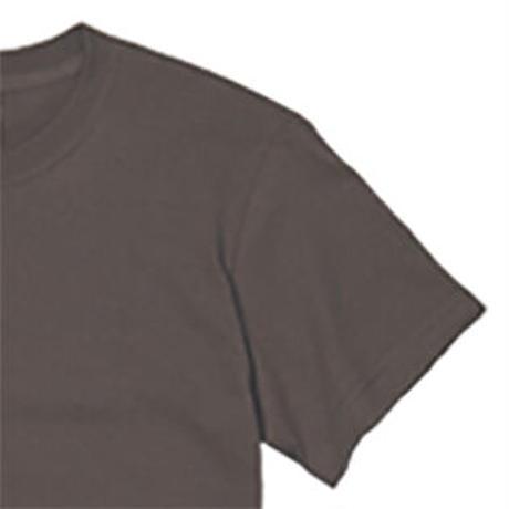 白ワンコ耳ピン&フレンズ カラーTシャツ-Ladies&Mens