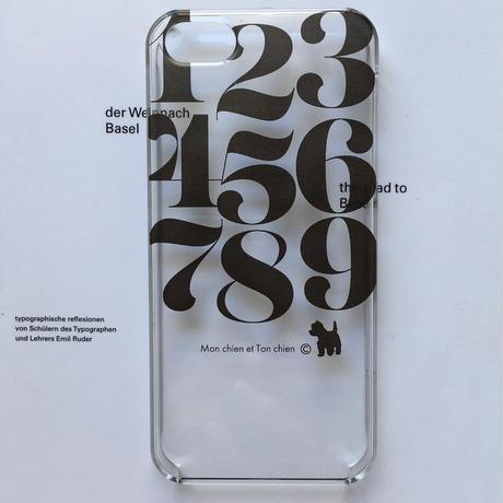 タイポグラフィ - スマホケースfor iPhone