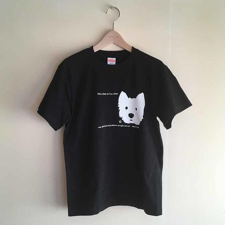 Black/シルクスクリーン-Tシャツ・限定