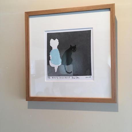 友だち/フィンランド美術展入賞作品