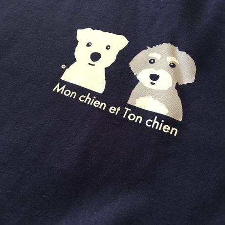 フレンズ カラー長袖Tシャツ
