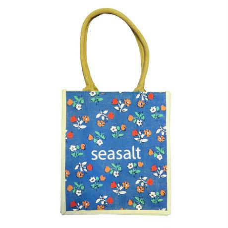 【再入荷】SEASALT ジュートショッパーバッグ Sophie's Posy