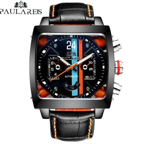 PAULAREIS WATCH /Black