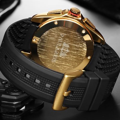 PAULAREIS WATCH /Gold