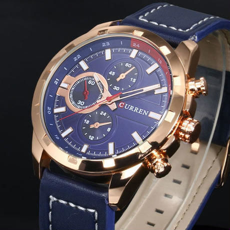 カレン クォーツ時計 トップブランドの高級腕時計 夜光時計