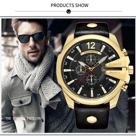 カレン ファッション時計 高級ブランド腕時計 レトロクォーツレロジオ