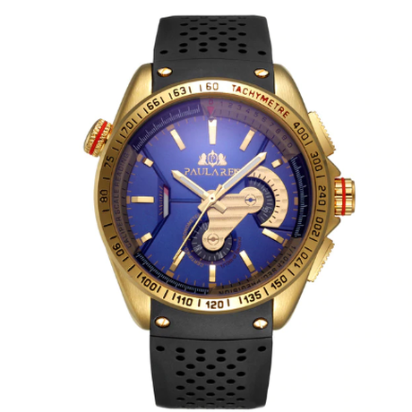 PAULAREIS WATCH /Gold Blue