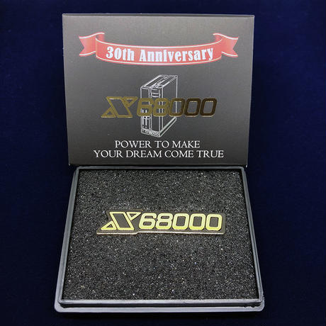 X68000 ロゴピンズ