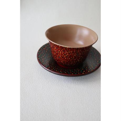 漆椀 名雪園代 鉢 てんてん 飯椀や湯呑や小鉢として
