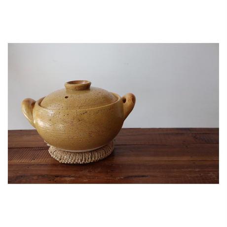 長谷園 土鍋 みそ汁鍋 大