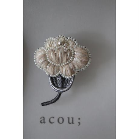 acou; フランスオートクチュール刺繍 france mariWH