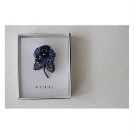 acou; フランスオートクチュール刺繍 azisai
