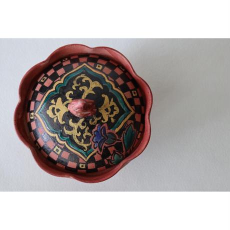 稲積佳谷 うさぎの陶箱
