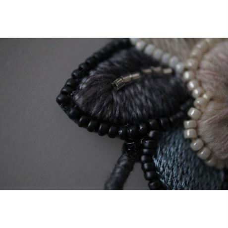 acou; フランスオートクチュール刺繍 lento
