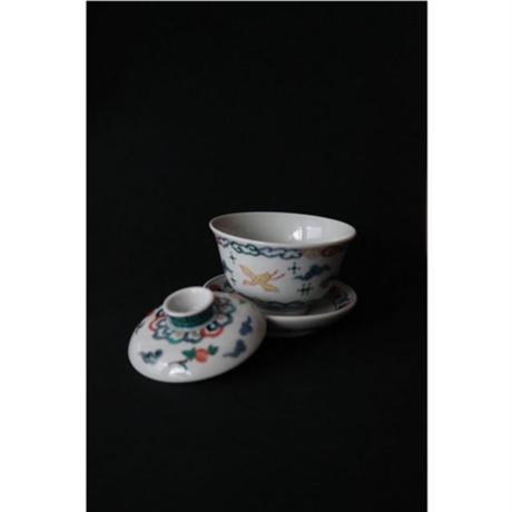 伊藤由紀子 九谷焼 茶器