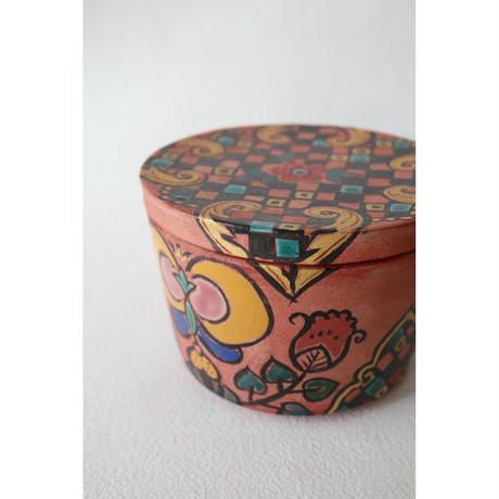 稲積佳谷 花の陶箱