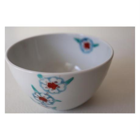 宮腰綾 九谷焼 茶碗