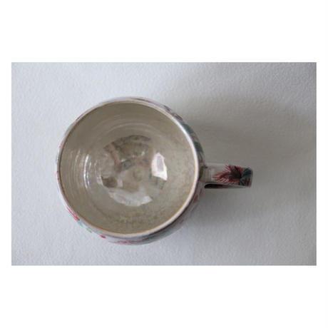 稲積佳谷 九谷焼 伝説の怪獣 マグカップ