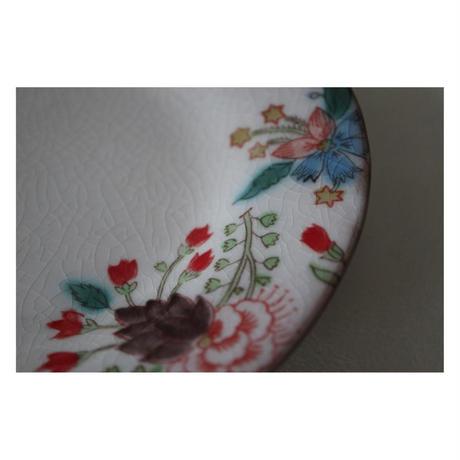 稲積佳谷 九谷焼 伝説の怪獣 中皿