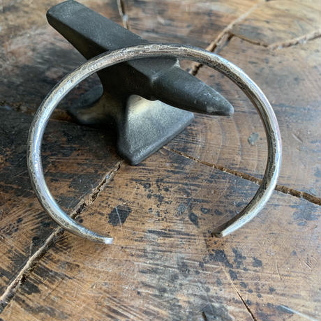 RB Forged bangle【silver】