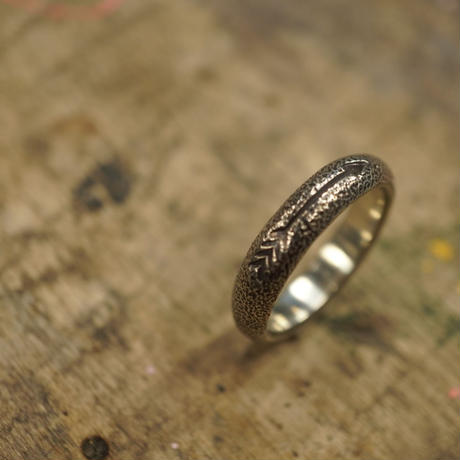 Arrow ring【silver】