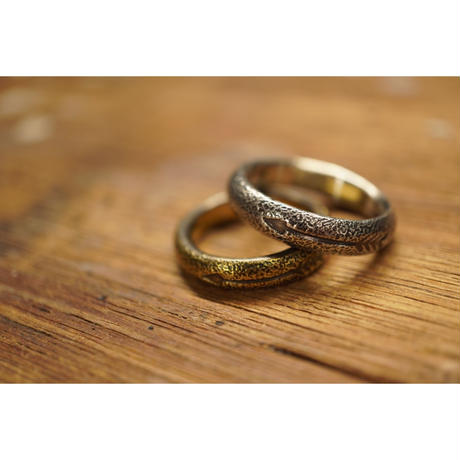 Arrow  ring  【brass】