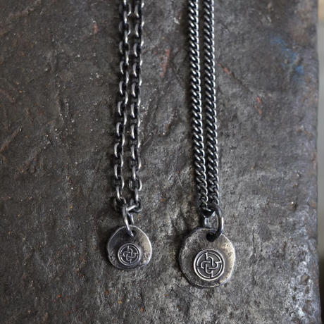 Hcircle logo metal
