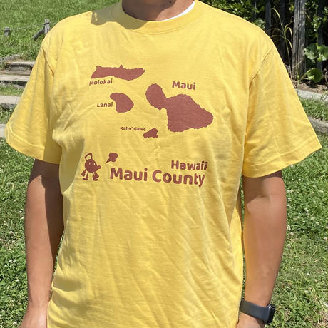 へなTシャツ マウイ島 バナナ
