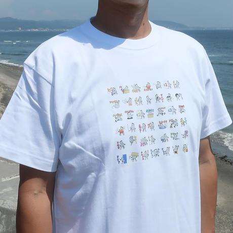 やかんTシャツ