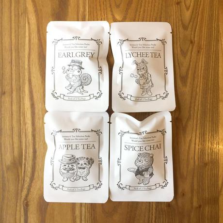紅茶4 種セット