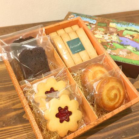 【henteco定番】焼き菓子セット