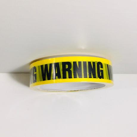 危険なテープ