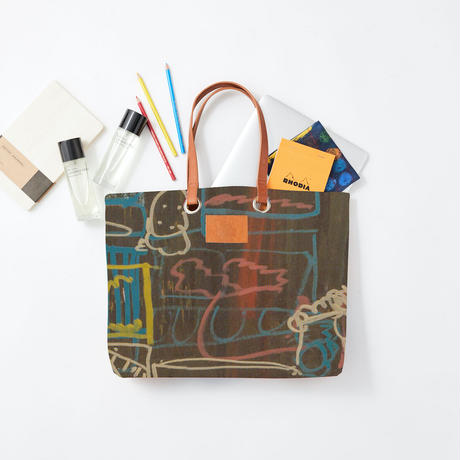 Yu Takada「パレード」|Wall Art Tote Bag