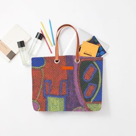 XL「ホイアンのランタン祭り」 Wall Art Tote Bag