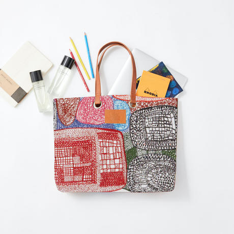 Fimie Shimaoka「宇宙」|Wall Art Tote Bag