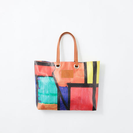 Kiyoshi Yaegashi「(無題)」|Wall Art Tote Bag