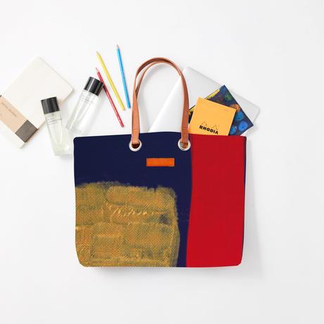 byGaku「Velvet Gold Square」|Wall Art Tote Bag