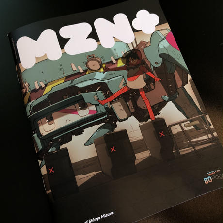 mzn+ / Perspectives of Shinya Mizuno