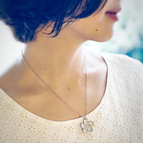 Tin Aroma Style Pendant Set     錫(すず)のアロマペンダントセット(精油付き)