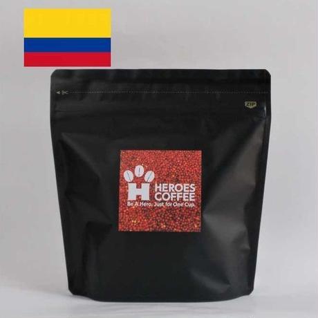 コロンビア スプレモ カフェインレス :通販限定80gお試しパック(送料込み)パック