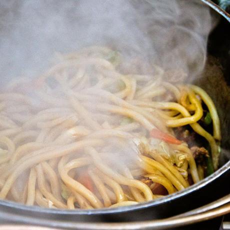 【まとめ買いでお得!】Heroオリジナル極太ダッチ麺ソース(焼きそばソース)24本セット