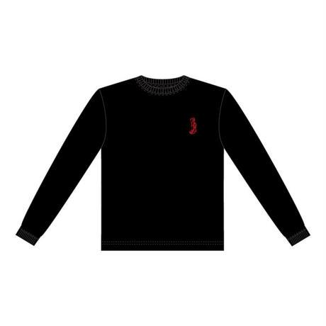 第2弾プロデュースロングTシャツ【蒼井叶】