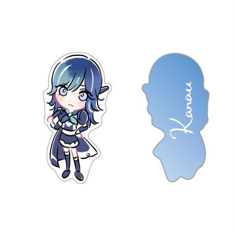 ダイカット クッション 騎士と姫ver.