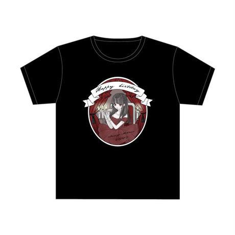 野苺みくる 2020生誕Tシャツ