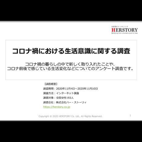HERSTORY REVIEW 21年01月号(ニューノーマルラバー消費)